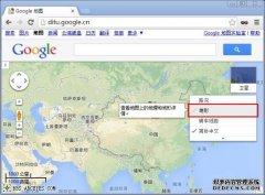 谷歌卫星地图、电子地图和地形图的区别