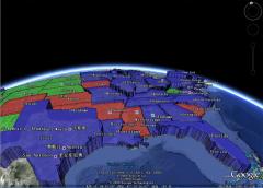 使用Geoserver和Google Earth打造三维GIS展示系统