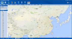 如何下载无偏移的谷歌电子/卫星地图